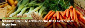 Artikel Vitamin b12 titelbild