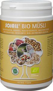 sojall-BioMuesli-gekeimtes-müsli