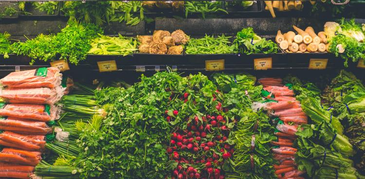 Vitmamin-B-B12-Mangel-Gemüse-Grünzeug