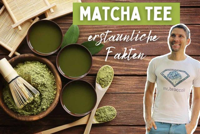 Matcha Tee Wirkung Titelbild
