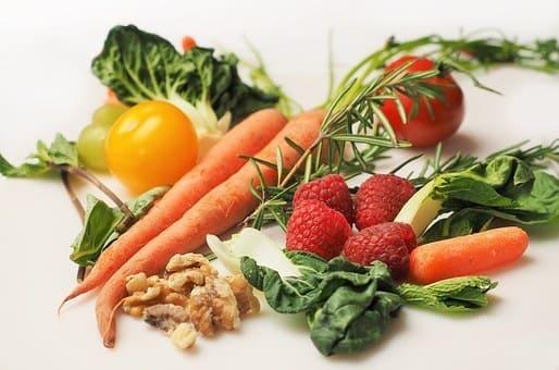 Rohkost Rezepte: Möhren, Nüsse und Früchte