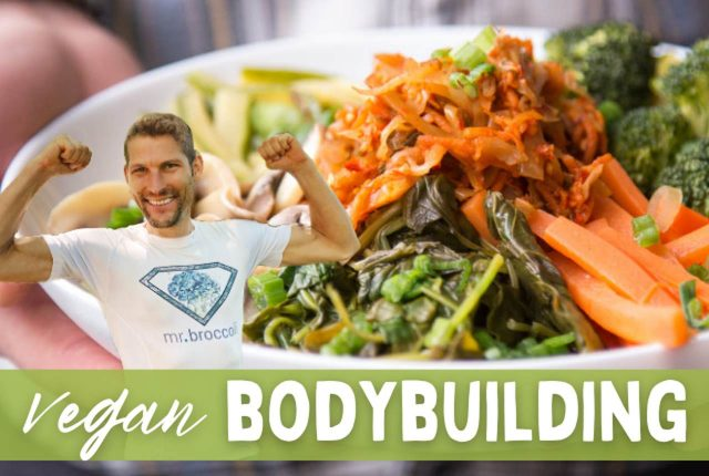 vegan bodybuilding titelbild