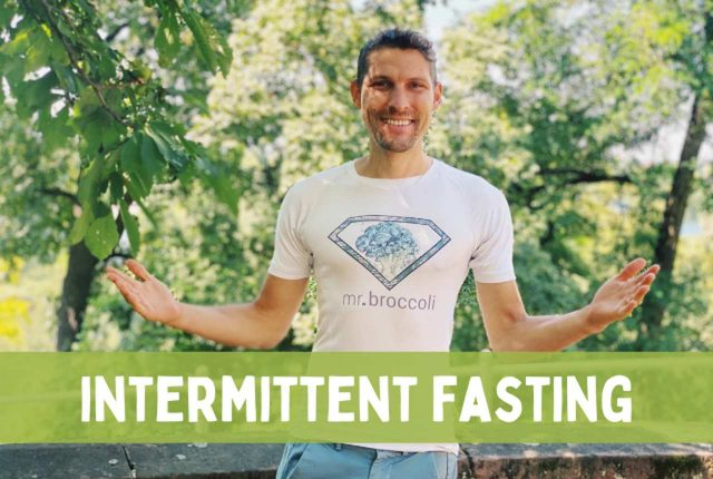 Intermittent Fasting Fasten Titelbild