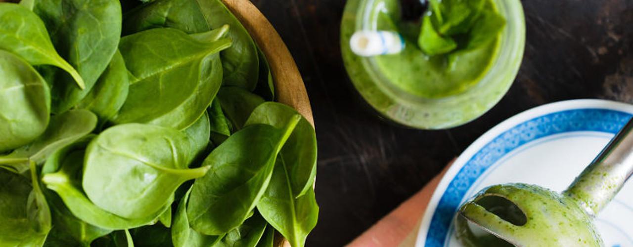 Spinat Grüne Smoothies