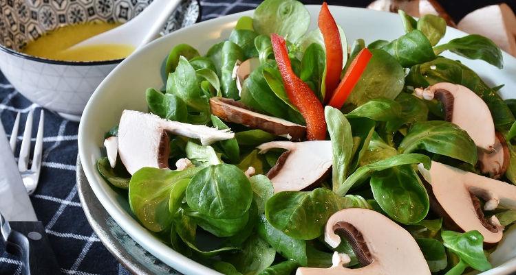 vegane-Ernährung-tcm-Spinat Rezepte