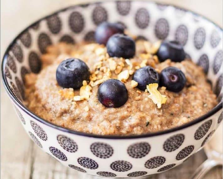 Lupinen Rezept Porridge
