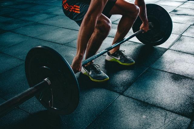 Muskeln aufbauen training
