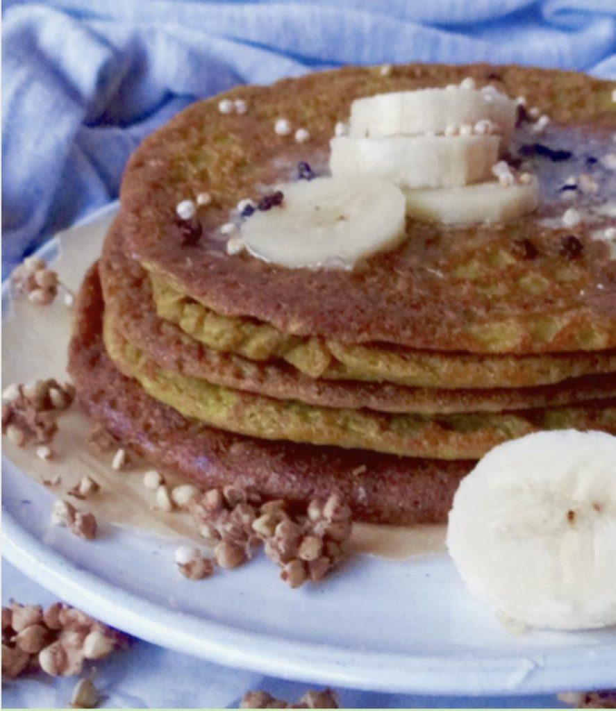 Glutenfrei Pancakes