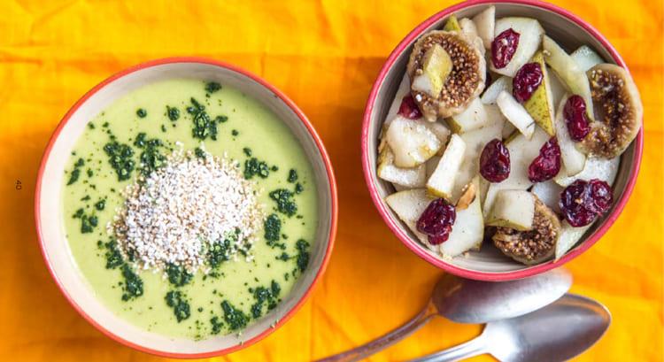 buddha bowl vegan-smoothie-bowl