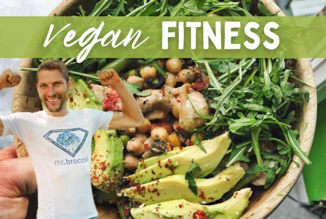 vegan fitness rezepte titelbild