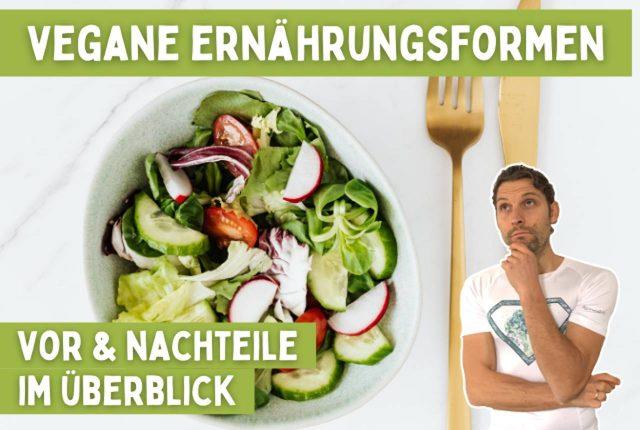 Vegane Ernährung Titelbild