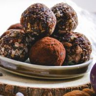 high carb vegan-Energy Balls