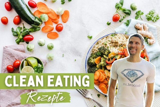 Clean Eating Rezepte Titelbild