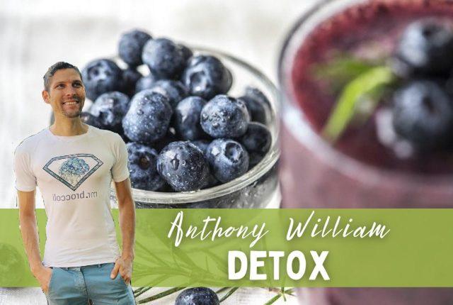Anthony William Detox Titelbild Christian