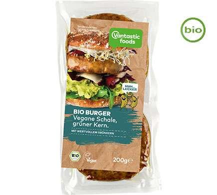 Vantastic foods BIO BURGER Grünkern, 200g