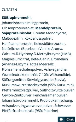 Brandl-Nutiriton--individuell- Zutaten