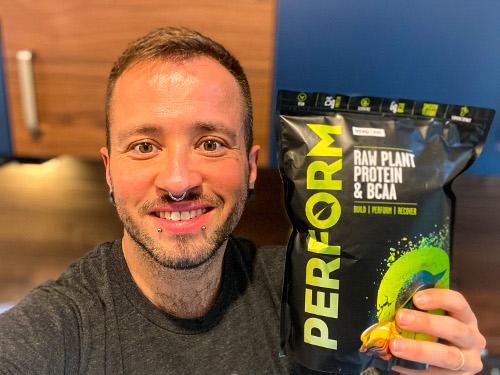 Vivo Life Perform Proteinpulve Erfahrung