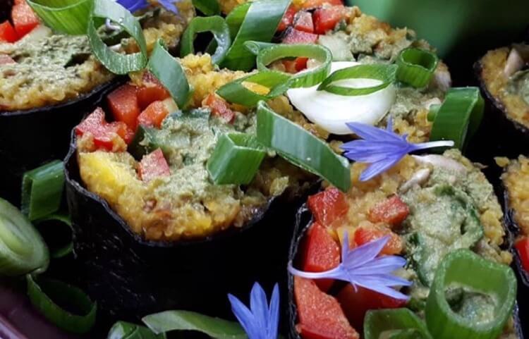 Rohkost power pflanzliche Ernährung