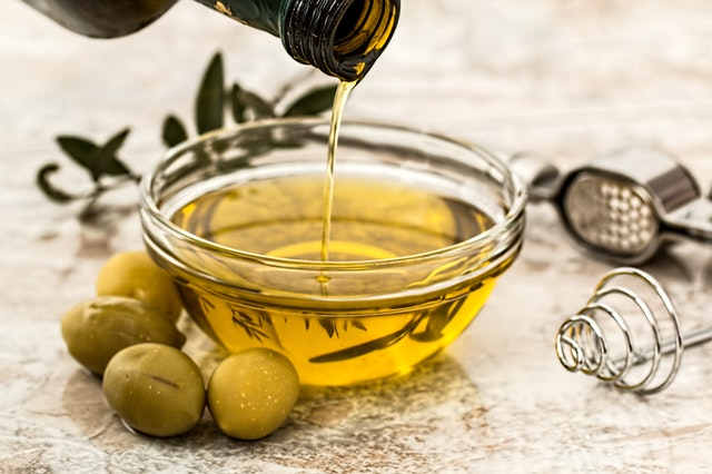 vegan ketogen olivenöl