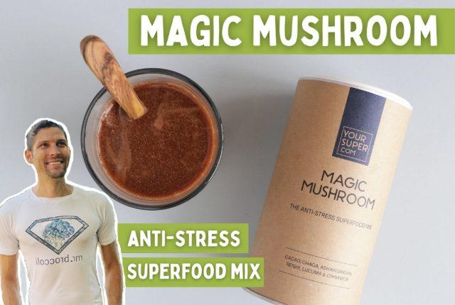 Magic Mushroom Titelbild