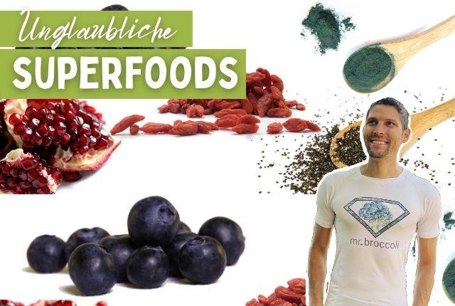 Superfood Titelbild