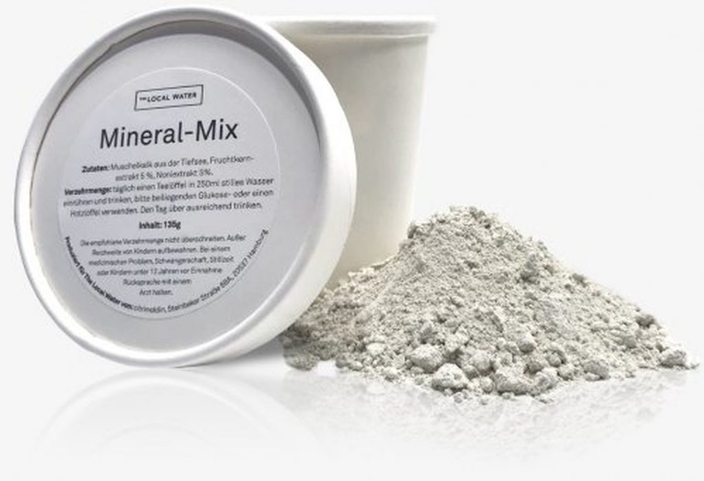 Local Water Filter Mineral Mix