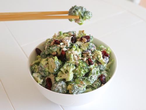 CrossFit Vegan Rezept Brokkoli