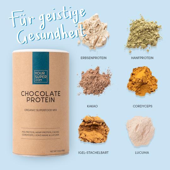 Protein für Frauen Your Superfoods