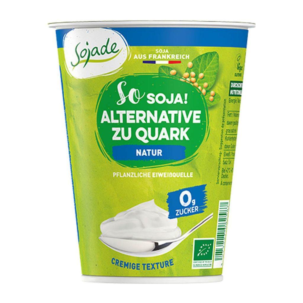 Vegane Magerquark Alternative SOJADE