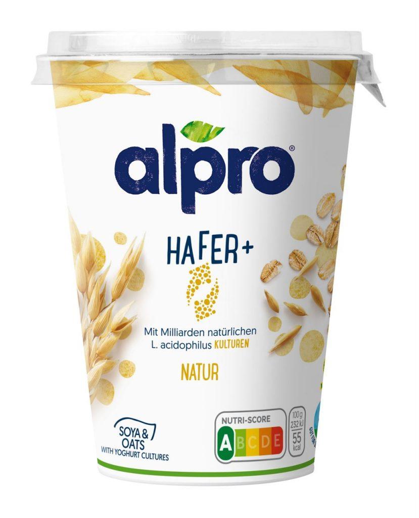 Vegane Magerquark Alternativen ALPRO HAFER