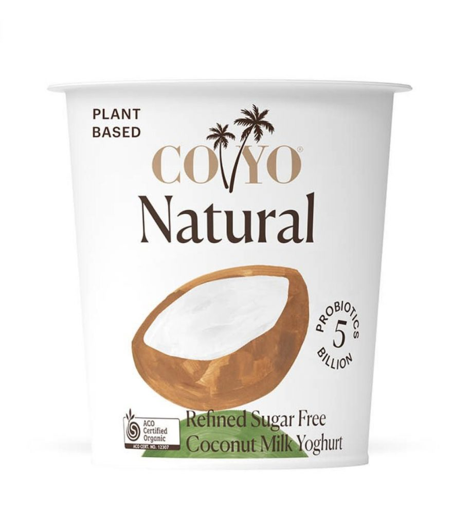Vegane Quark Alternativen COYO