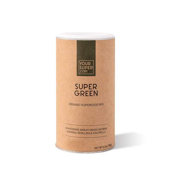 Your Superfoods SUPER GREEN Bio Superfood Mix