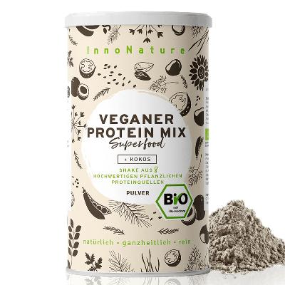 InnoNature Veganer Protein Mix