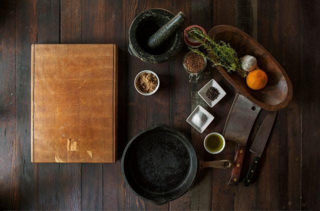 Die richtige Ausstattung für die vegane Küche