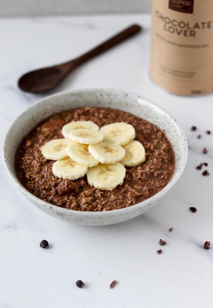 Ausbleiben der Periode: Amenorrhoe_Porridge