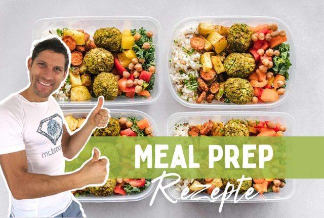 Meal Prep Rezepte Titelbild_