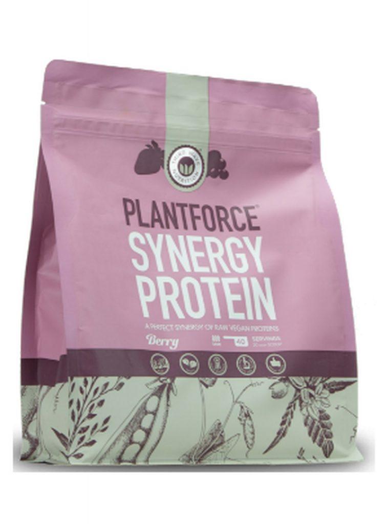 Raw Protein Test_Plantforce Synergy