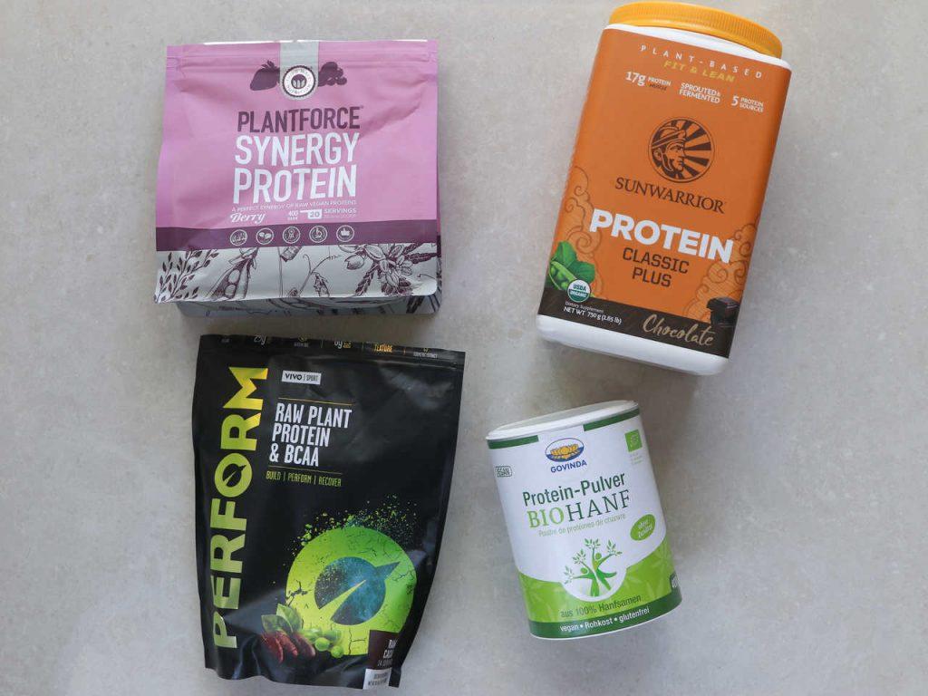 Raw Protein Test_Pulver