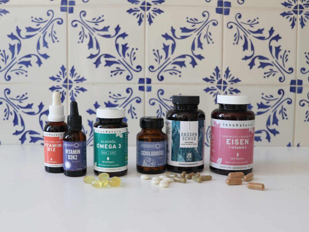 Supplement Test: die besten supplements für Frauen