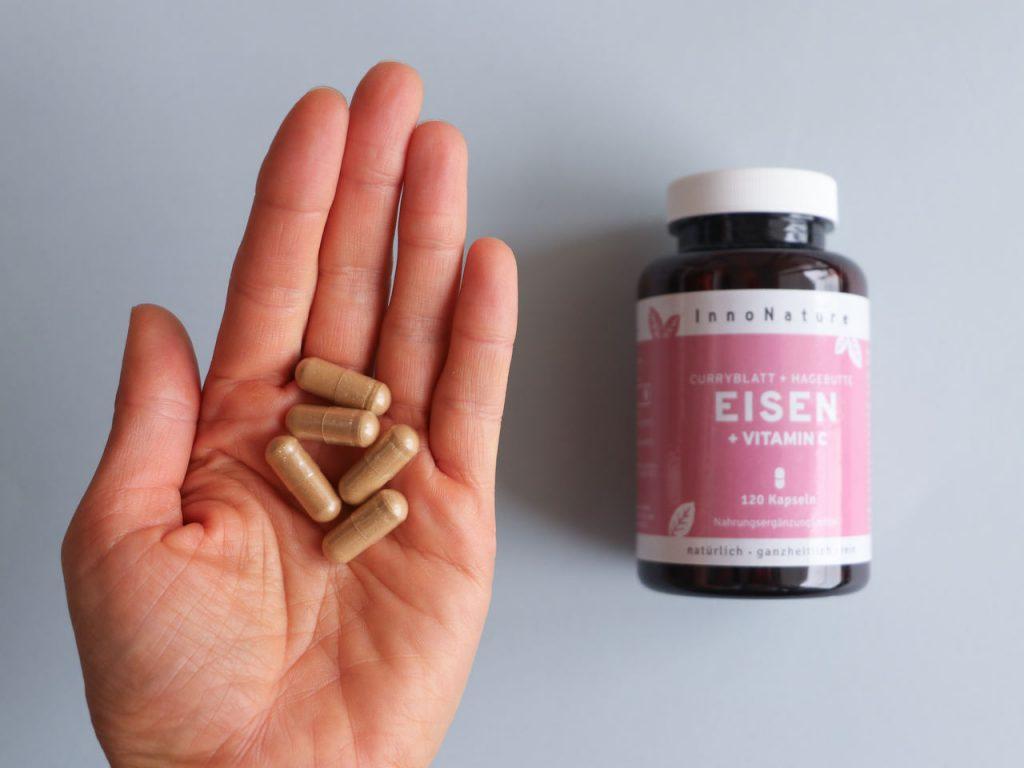 Supplements Test: Frauen EISEN