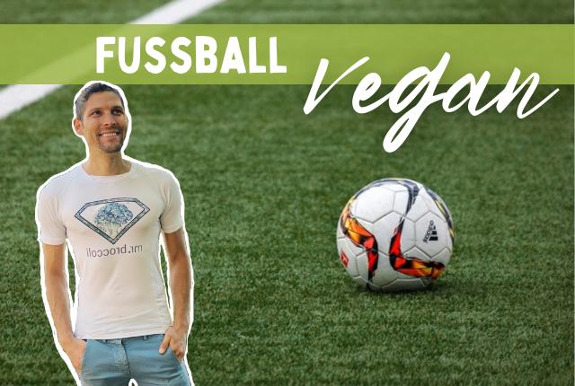 Fussball Vegan Titelbild