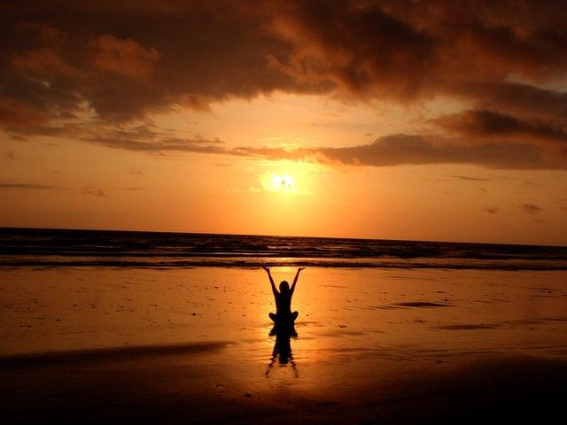 Rohkost Ernährung Meditieren