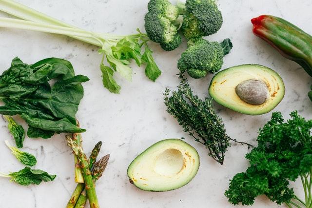 Rohkost Ernährung Gemüse 2