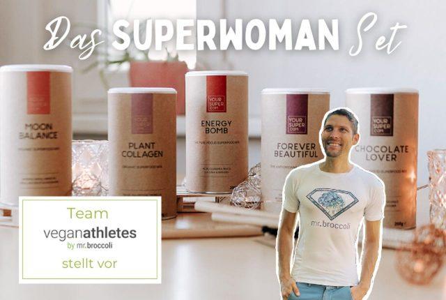 Superwoman Set von Your Superfoods Titelbild