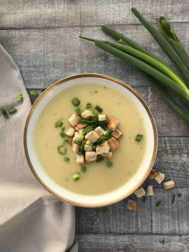 Vegane Weihnachtsrezepte Suppe