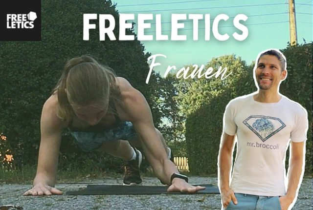 Freeletics Frauen Titelbild