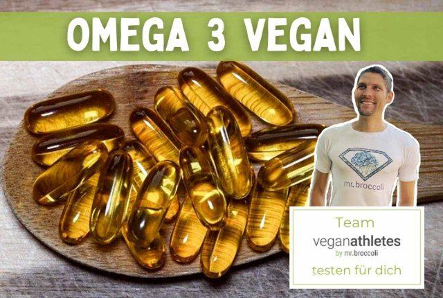 Omega 3 Vegan Titelbild