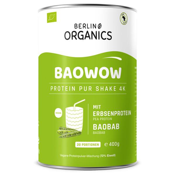 Berlin Organics Baowow Protein - 400g