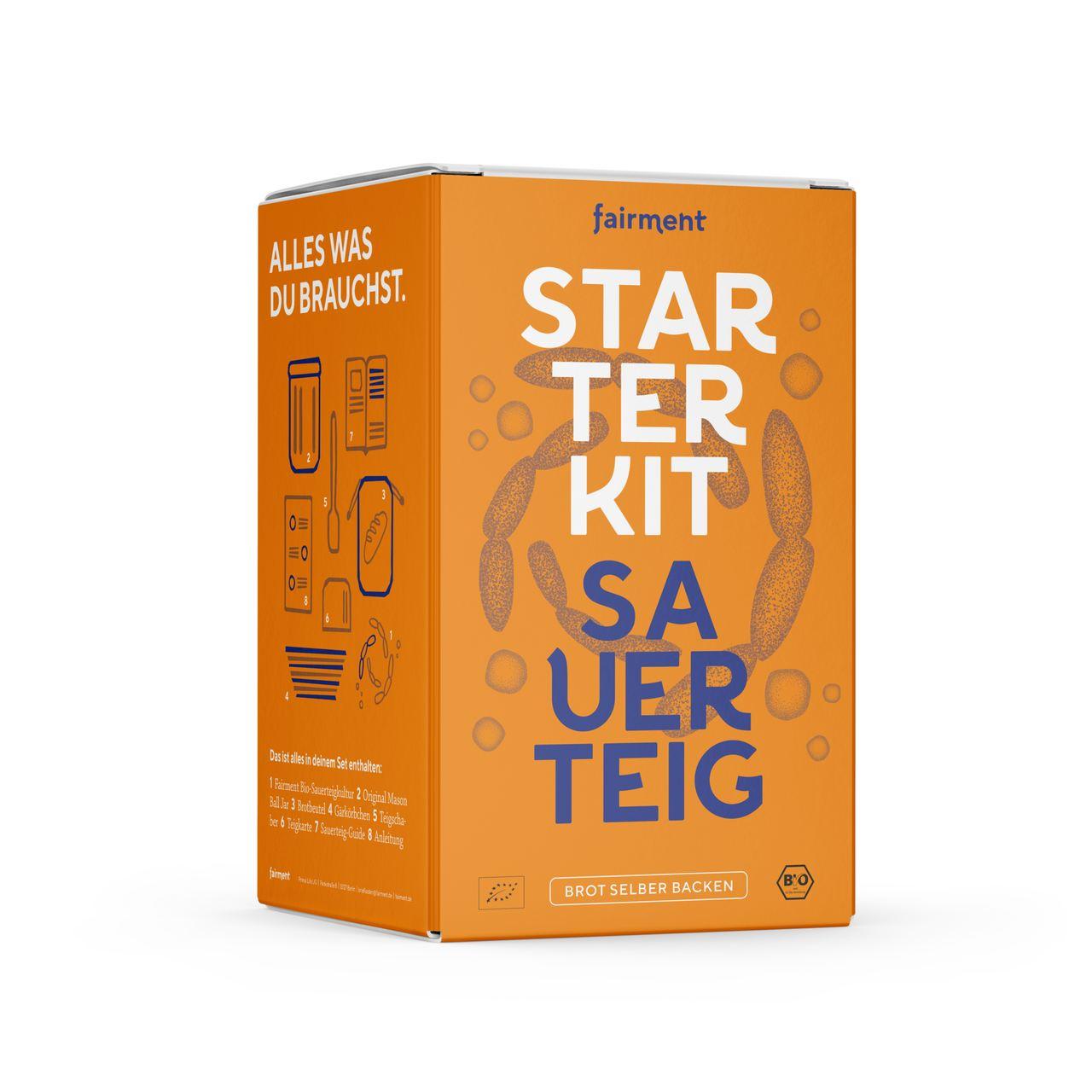 Sauerteig Fairment Starter Kit