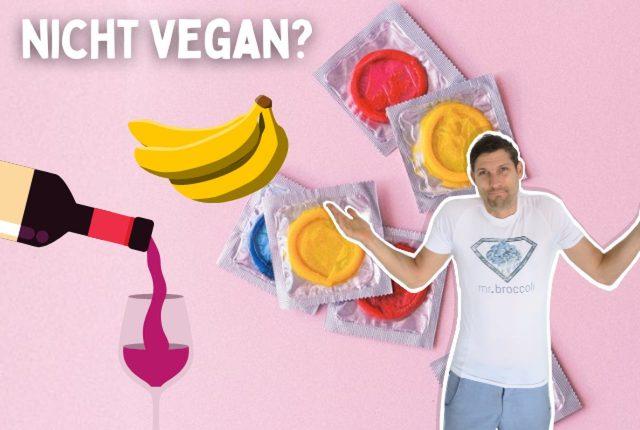 Nicht Vegan Titelbild